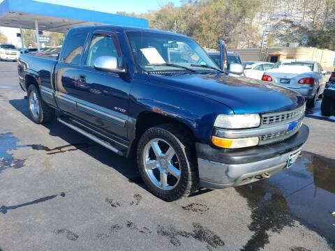 2000 Chevrolet Silverado 1500 for sale at Lewis Blvd Auto Sales in Sioux City IA
