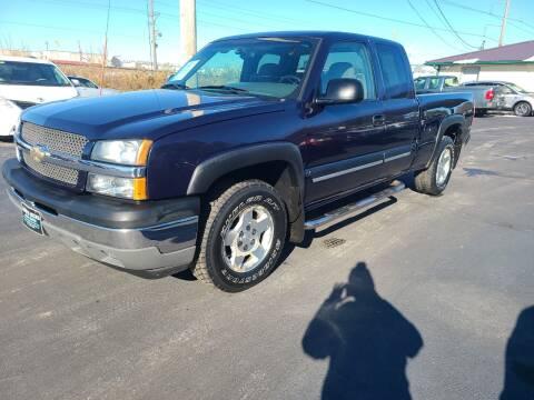 2005 Chevrolet Silverado 1500 for sale at Lewis Blvd Auto Sales in Sioux City IA