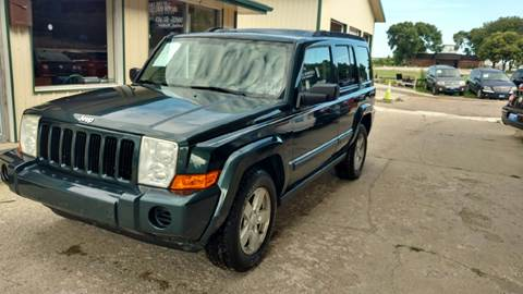 2006 Jeep Commander for sale in Sioux City, IA