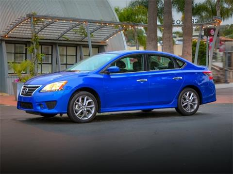 2014 Nissan Sentra for sale in Harrisonburg, VA
