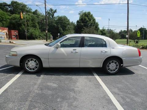 2006 Lincoln Town Car for sale in Marietta, GA