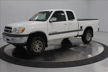 2001 Toyota Tundra for sale in Mason City, IA