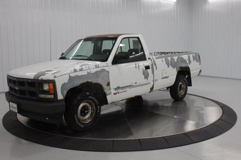 1993 Chevrolet C/K 1500 Series for sale in Mason City, IA