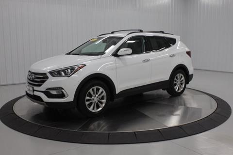 2017 Hyundai Santa Fe Sport for sale in Mason City, IA