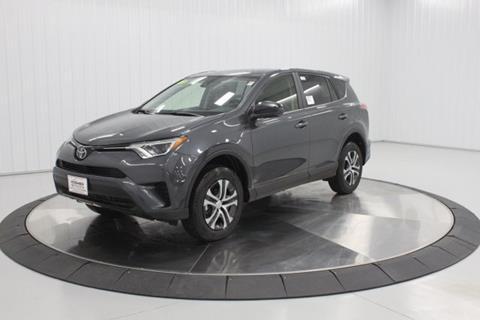 2018 Toyota RAV4 for sale in Mason City, IA