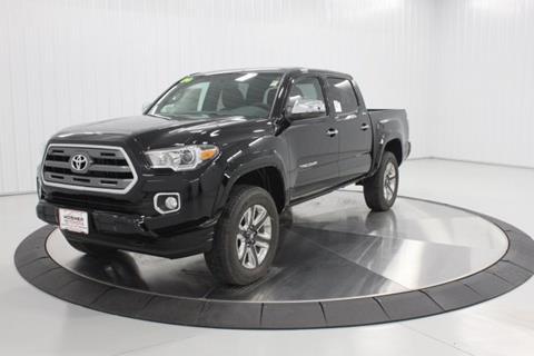 2017 Toyota Tacoma for sale in Mason City, IA
