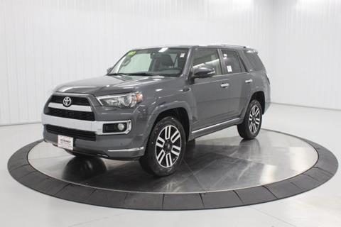 2018 Toyota 4Runner for sale in Mason City, IA