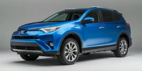 2017 Toyota RAV4 Hybrid for sale in Mason City, IA