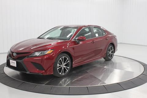 2018 Toyota Camry for sale in Mason City, IA