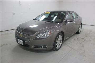 2010 Chevrolet Malibu for sale in Mason City, IA