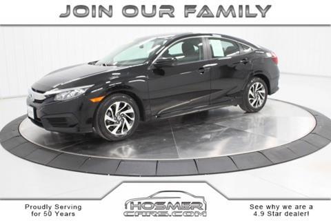2016 Honda Civic for sale in Mason City, IA