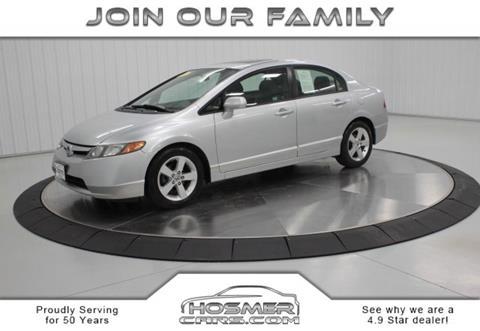 2007 Honda Civic for sale in Mason City, IA