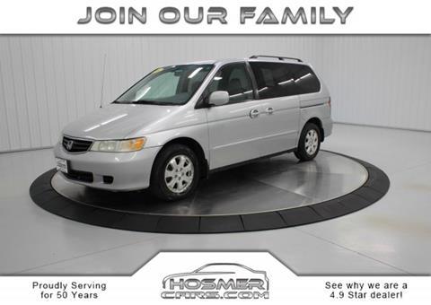 2004 Honda Odyssey for sale in Mason City, IA