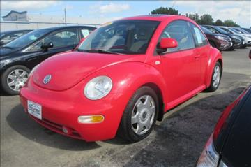 2000 Volkswagen New Beetle for sale in Mason City, IA