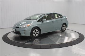 2012 Toyota Prius for sale in Mason City, IA