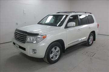 2015 Toyota Land Cruiser for sale in Mason City, IA