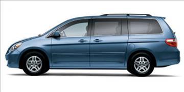 2007 Honda Odyssey for sale in Mason City, IA