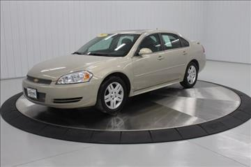 2012 Chevrolet Impala for sale in Mason City, IA
