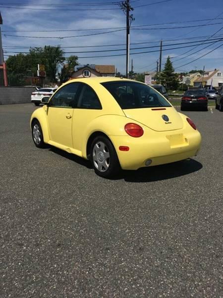 2000 Volkswagen New Beetle 2dr GLS 1.8T Turbo Hatchback - Elizabeth NJ