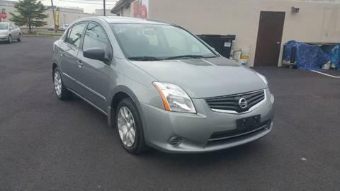 2012 Nissan Sentra for sale in Elizabeth, NJ