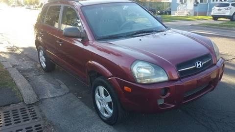 2005 Hyundai Tucson for sale in Elizabeth, NJ