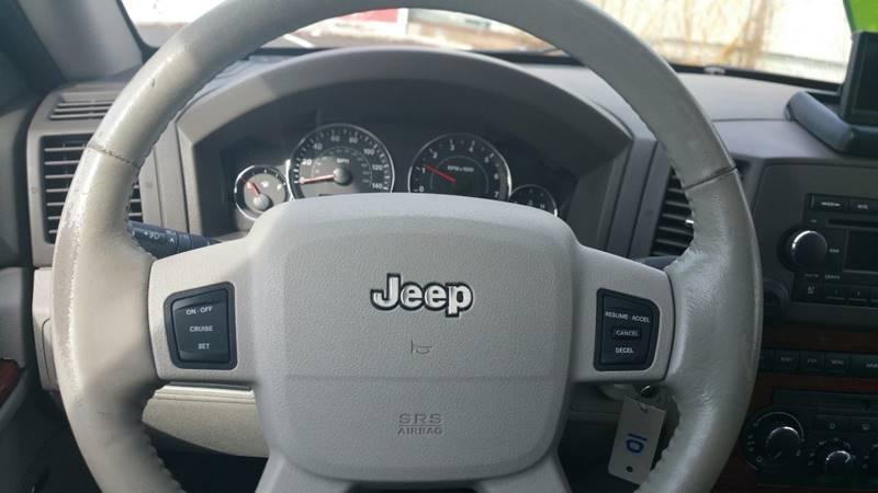2007 Jeep Grand Cherokee 4x4 Limited 4dr Crossover - Elizabeth NJ