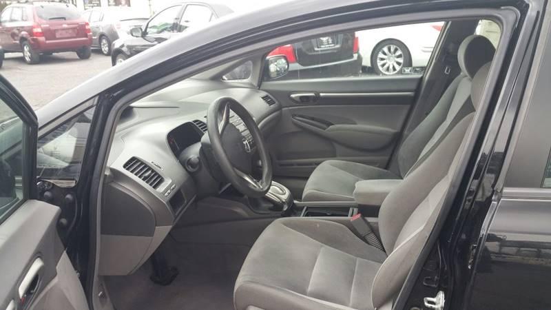 2009 Honda Civic EX 4dr Sedan 5A - Elizabeth NJ