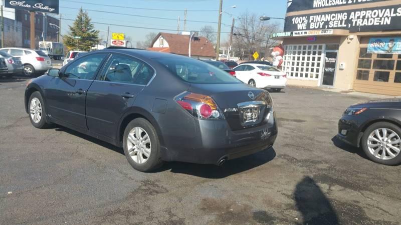 2012 Nissan Altima 2.5 S 4dr Sedan - Elizabeth NJ