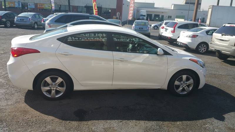 2012 Hyundai Elantra Limited 4dr Sedan - Elizabeth NJ