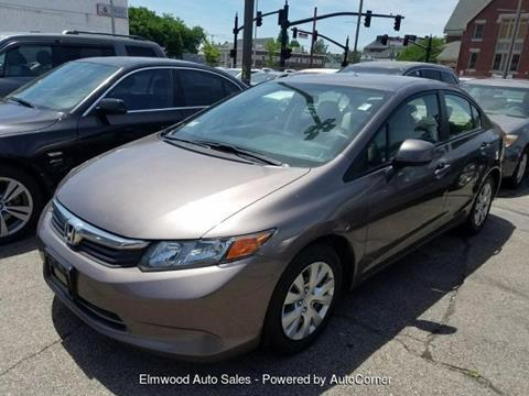 2012 Honda Civic for sale in Providence, RI