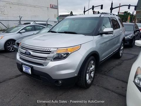 2012 Ford Explorer for sale in Providence, RI