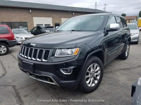 2014 Jeep Grand Cherokee for sale in Providence, RI