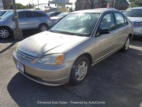 2002 Honda Civic for sale in Providence, RI