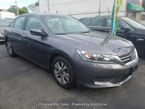 2014 Honda Accord for sale in Providence, RI