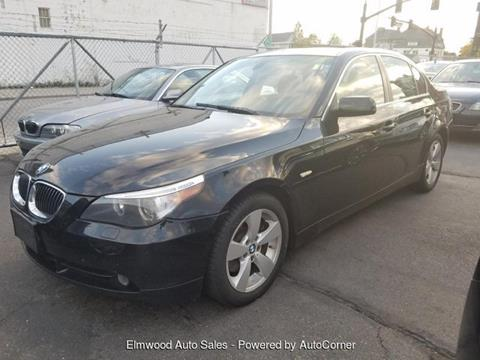 2007 BMW 5 Series for sale in Providence, RI