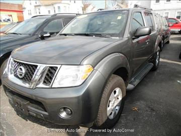 2008 Nissan Pathfinder for sale in Providence, RI