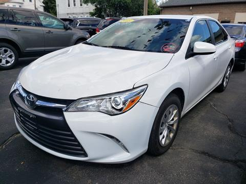 2015 Toyota Camry for sale in Providence, RI