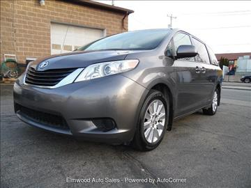 2011 Toyota Sienna for sale in Providence, RI
