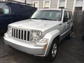 2012 Jeep Liberty for sale in Providence, RI
