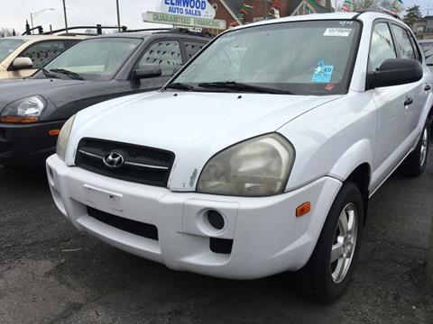 2007 Hyundai Tucson for sale in Providence, RI