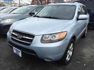 2007 Hyundai Santa Fe for sale in Providence, RI