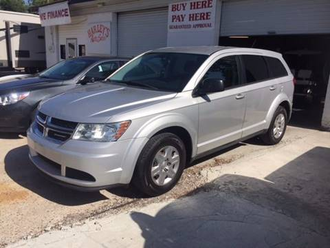 2012 Dodge Journey for sale at Harley's Auto Sales in North Augusta SC