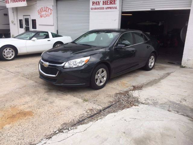 2014 CHEVROLET MALIBU LT 4DR SEDAN W1LT charcoal 2014 malibu  1lt  very nice extra clean  door h