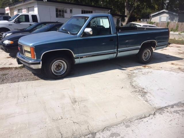 1990 GMC Sierra 1500 for sale at Harley's Auto Sales in North Augusta SC