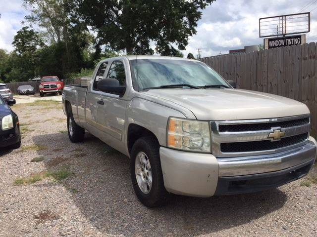 2008 CHEVROLET SILVERADO 1500 LT1 2WD 4DR EXTENDED CAB 8 FT L beige nice solid truck    we finan
