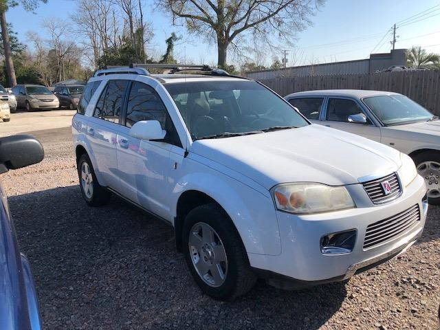2007 SATURN VUE BASE 4DR SUV 35L V6 5A white super clean suv   we finance 171025 miles VIN