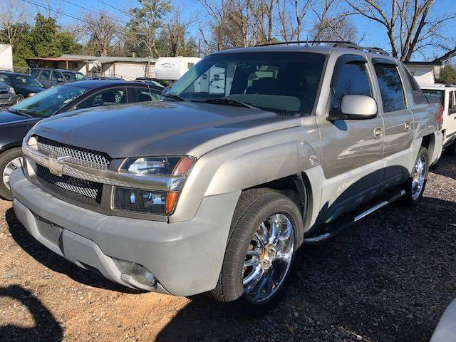 2002 CHEVROLET AVALANCHE 1500 4DR CREW CAB SB 2WD beige 2002 chevrolet avalanche loaded leather