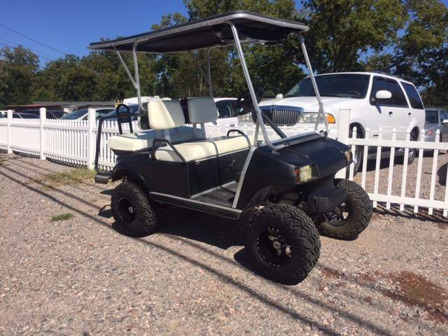 0 CLUB CAR GOLF CART  DS black 2008 club car golf cart rebuilt engine 1yr ago runs great lift kit