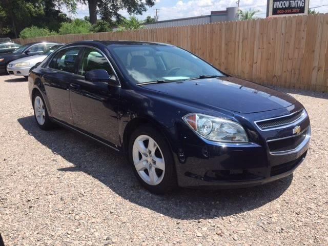2009 CHEVROLET MALIBU LT1 4DR SEDAN blue 2009 chevrolet malibu nice clean car we finance door han