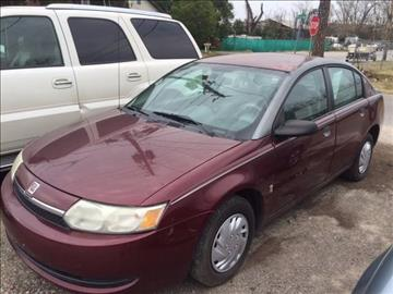 2003 Saturn Ion for sale in North Augusta, SC